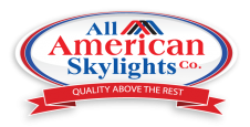 All American Skylights logo